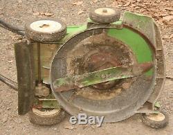 Vintage Lawn Boy Mod. S21esn 2 Cycle 21 Autopropulsés Tondeuse Pièces Restauration