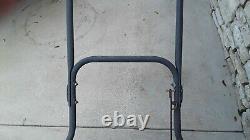 Vintage Sears Craftsman 18in Reel Tondeuse À Gazon 3 1/2 HP Briggs Runs Great