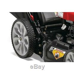 Walk Behind Tondeuse 160 CC 21in Gas Powered Coupe Autopropulsés Triaction